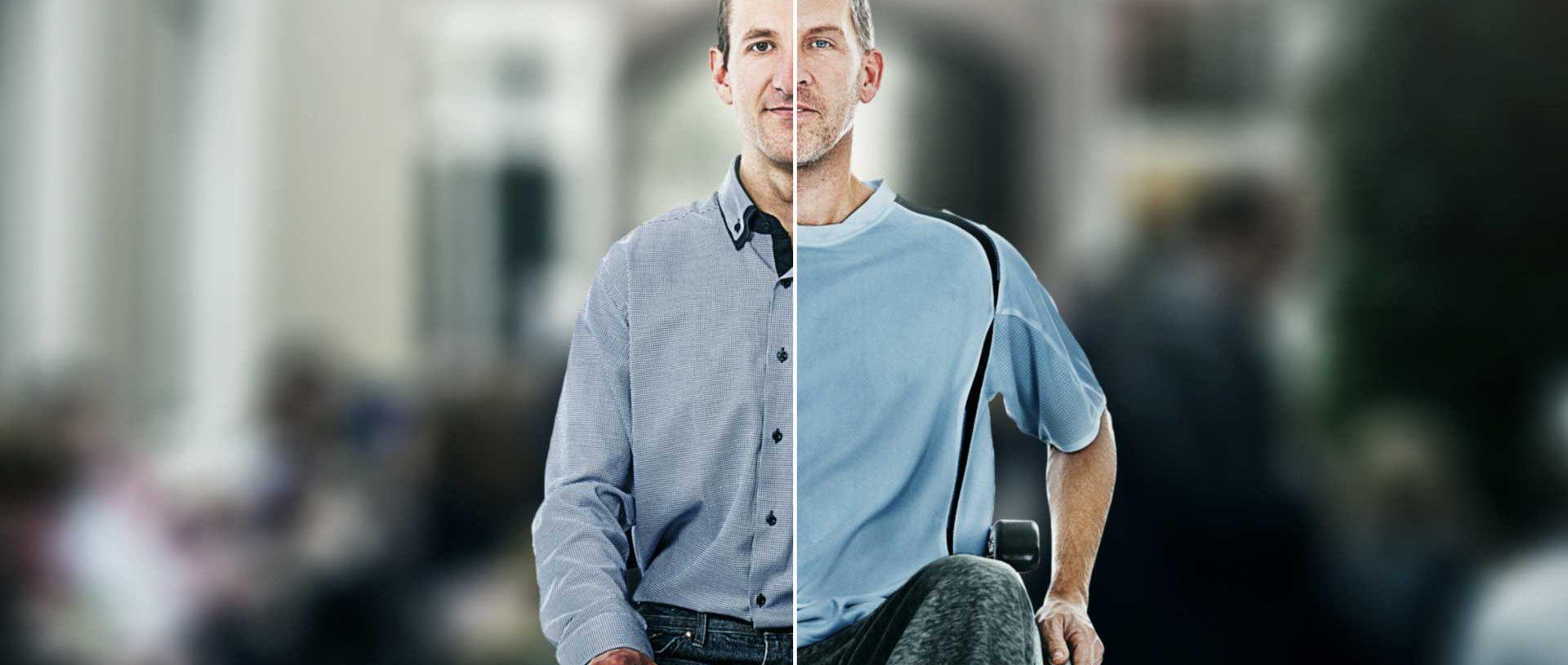 discriminatie den haag gehandicapten